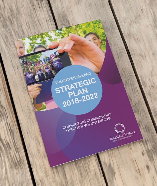volunteer ireland strategy cover